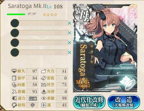 Saratoga MK.II Mod.2